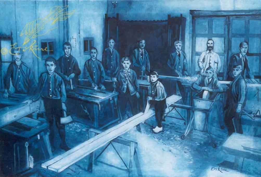 Workshop - Holland. 1